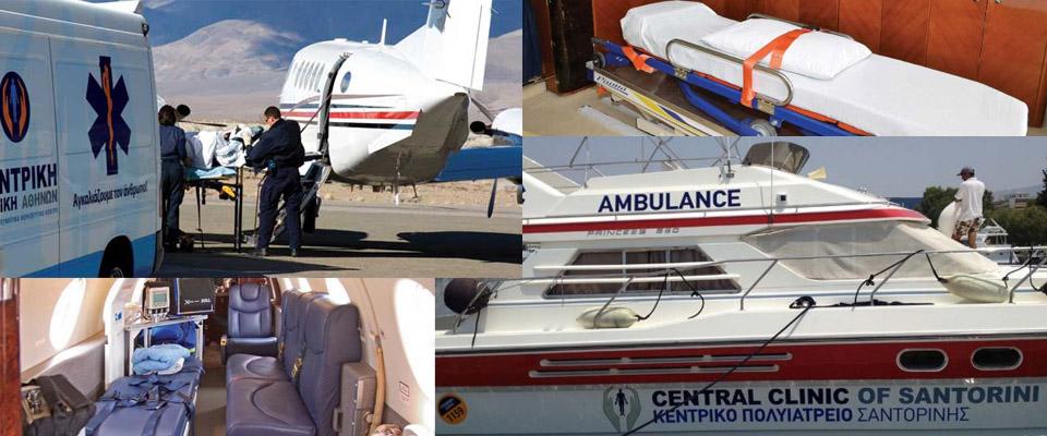 ambulance–patient-transport